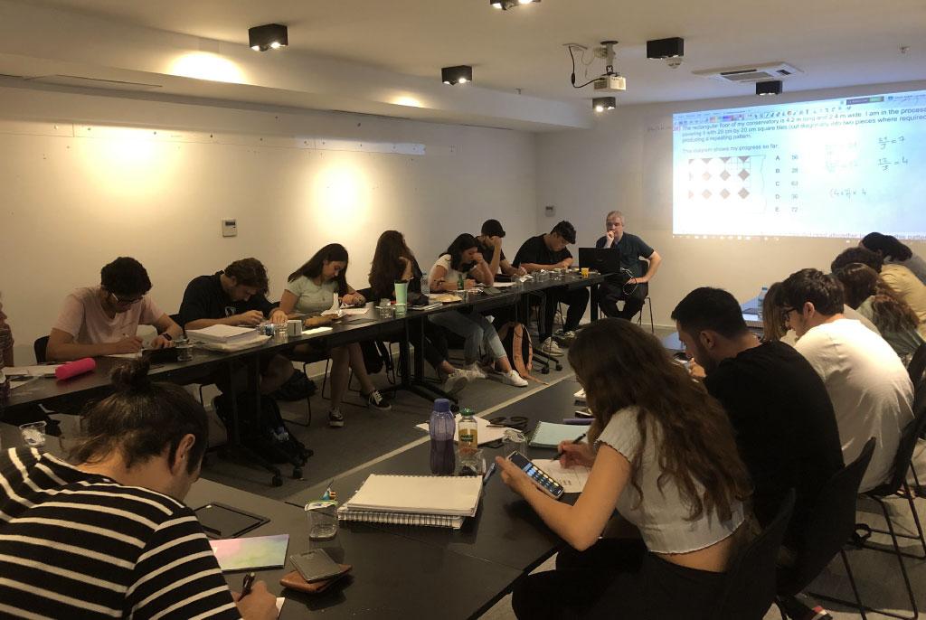 İtalya Üniversite Hazırlık Kursu