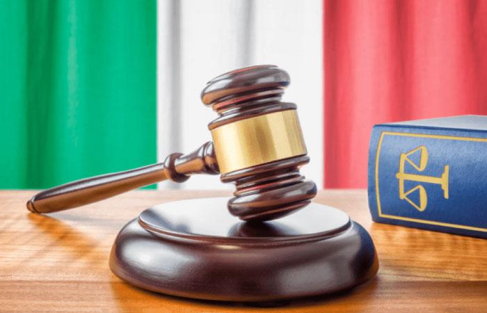 İtalya'da Hukuk Eğitimi