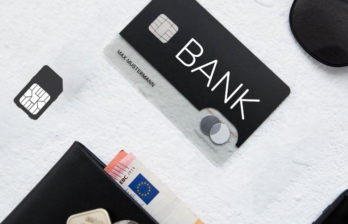 Sim Banka ve Ulaşım Kartı