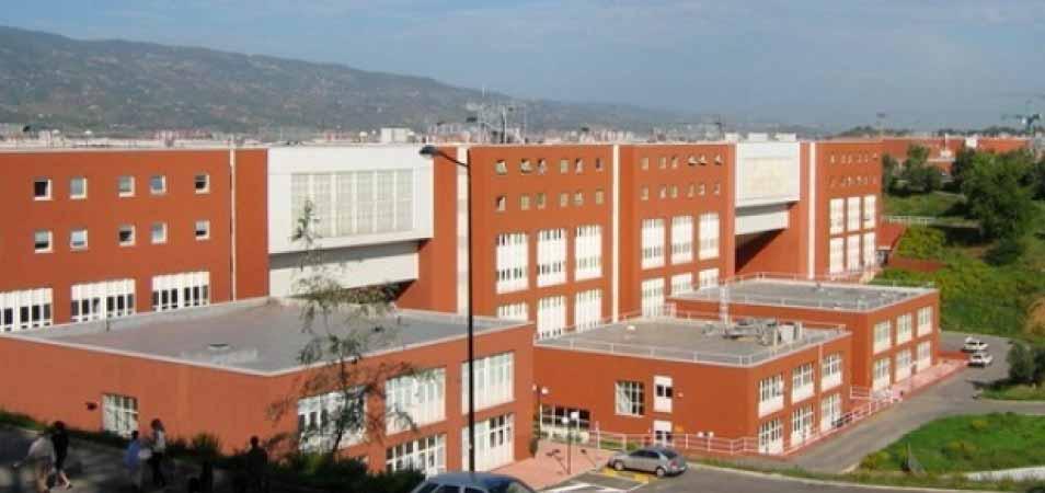 Calabri Üniversitesi Contact