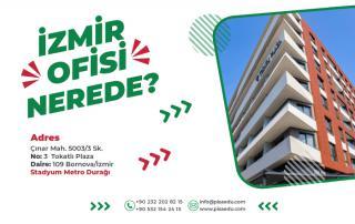 Pisa Edu İzmir Ofisi ile Hizmetinizde