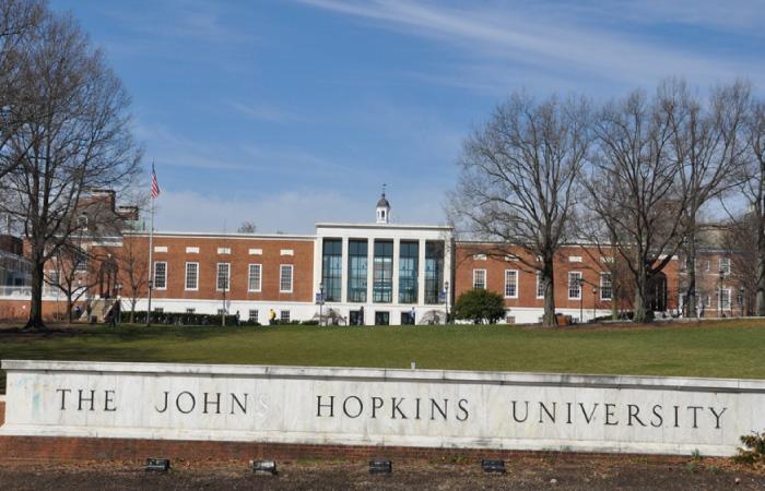 John Hopkins Universitesi