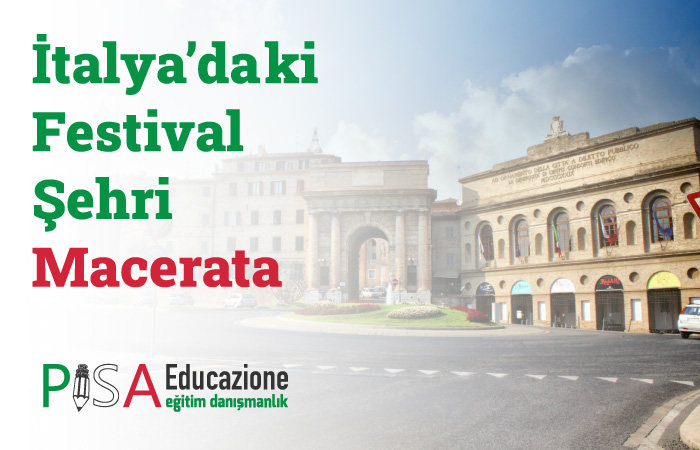 Festival Şehri Macerata