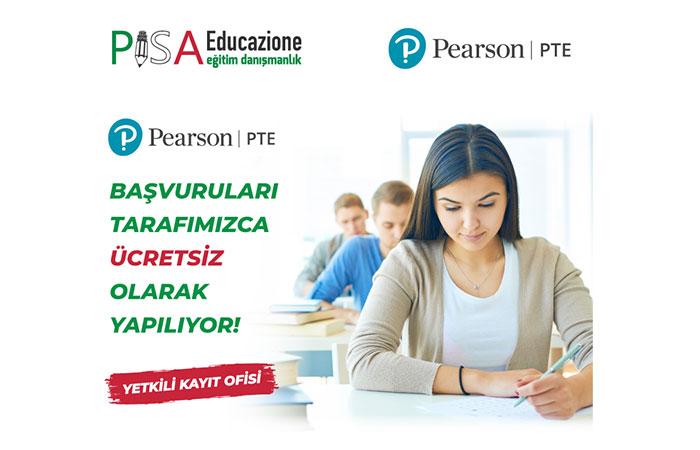 PTE Akademik Dil Sinavi