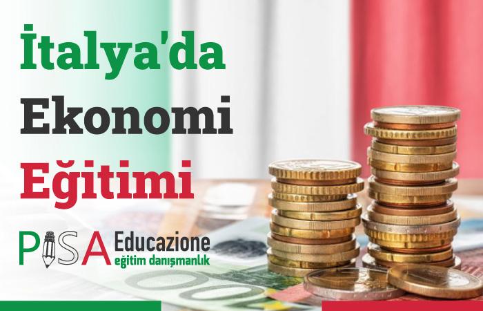 İtalya'da Ekonomi Eğitimi