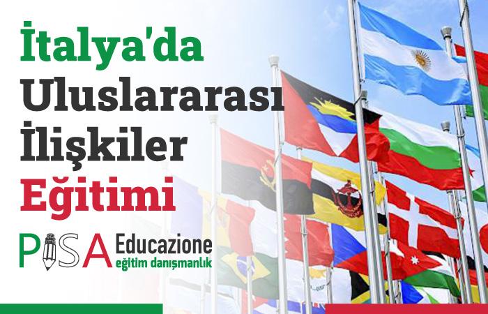 İtalya'da Uluslararası İlişkiler Eğitimi