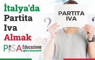 İtalya'da Partita Iva Almak