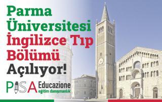 Parma Üniversitesi İngilizce Tıp Bölümü Açılıyor